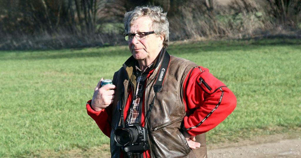 Bent Olsen 70 år