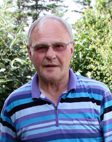 Peter Gude 80 år