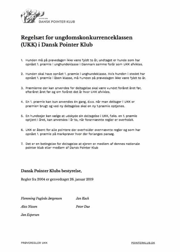 UKK regler 2019 gen-vedtaget 2019