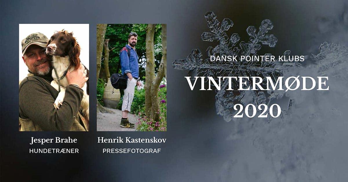 Husk at tilmelde dig til årets Vintermøde 2020