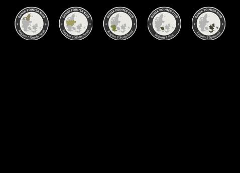Fællestræning i DPKs 5 regioner