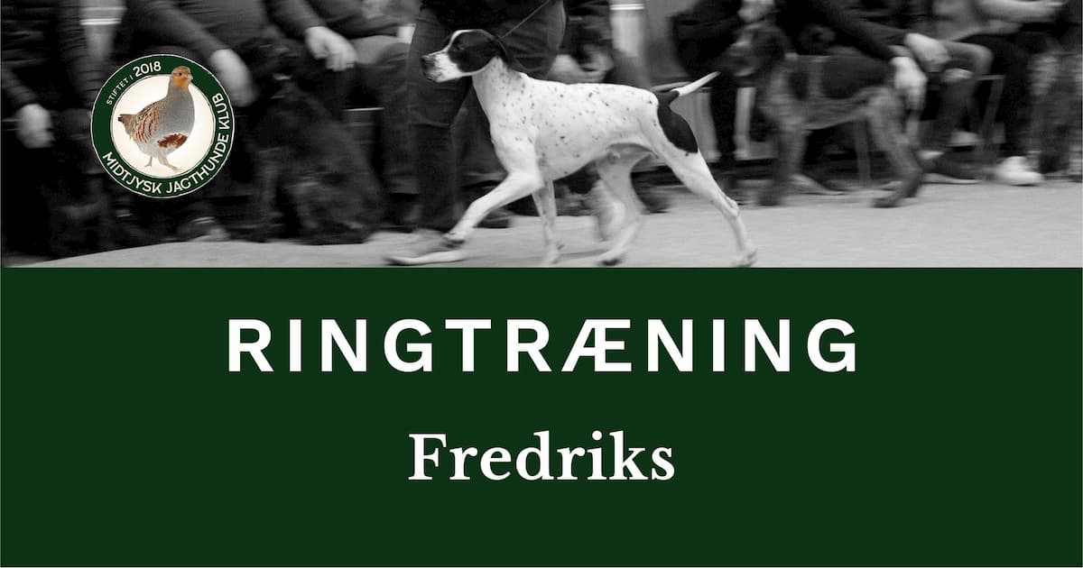 Ringtræning Fredriks