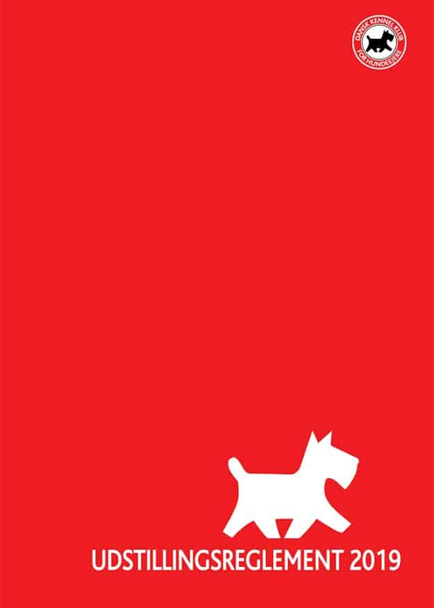 Dansk Kennel Klubs udstillingsreglement 2019