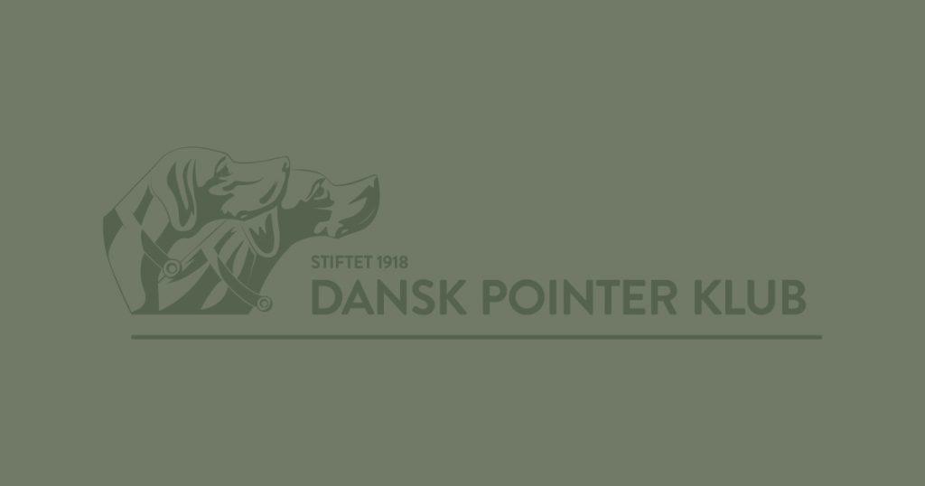 Dansk Pointer Klub opslag