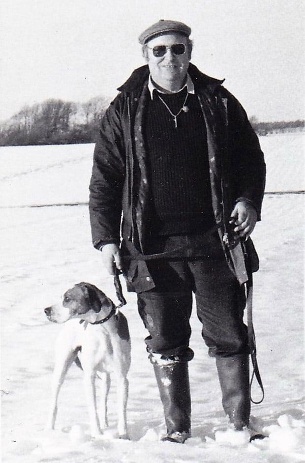 Nekrolog Laurits Lydehøj