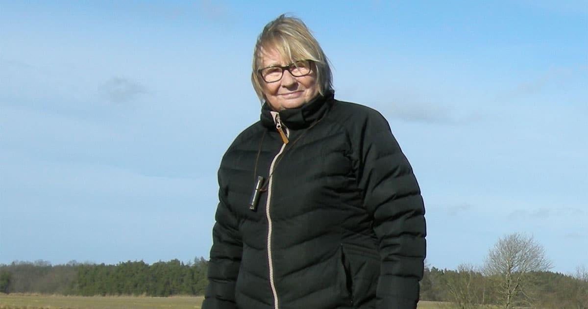 Marianne Kronholm fylder 70 år