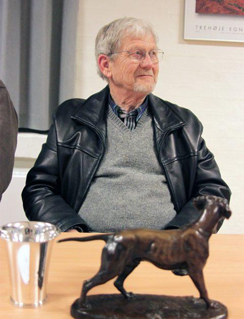 Niels Mølgaard Ovesen fylder 80 år