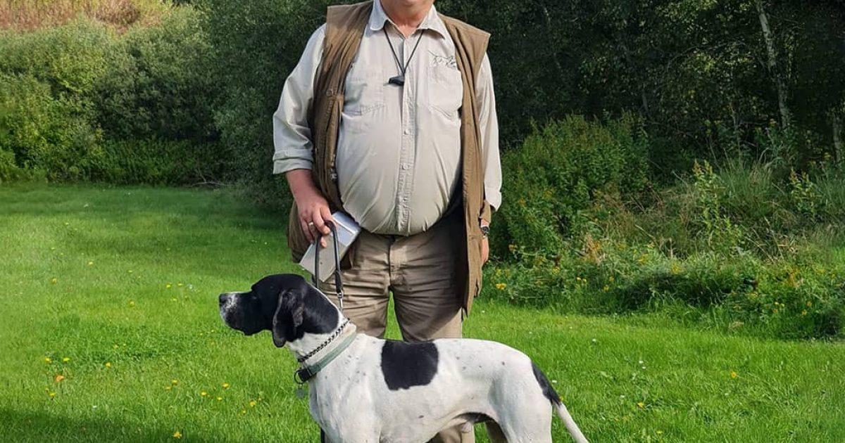 Tuxedo ny Dansk Jagt Champion